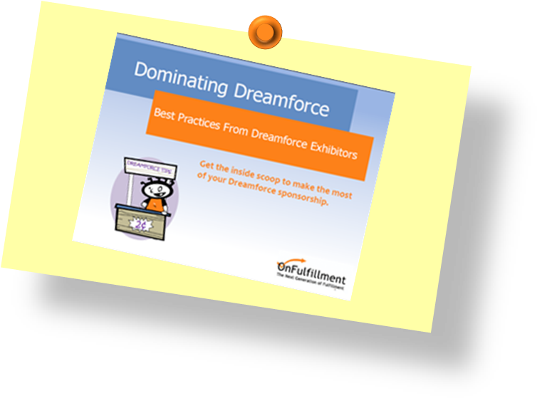 Tips for Dreamforce Exhibitors