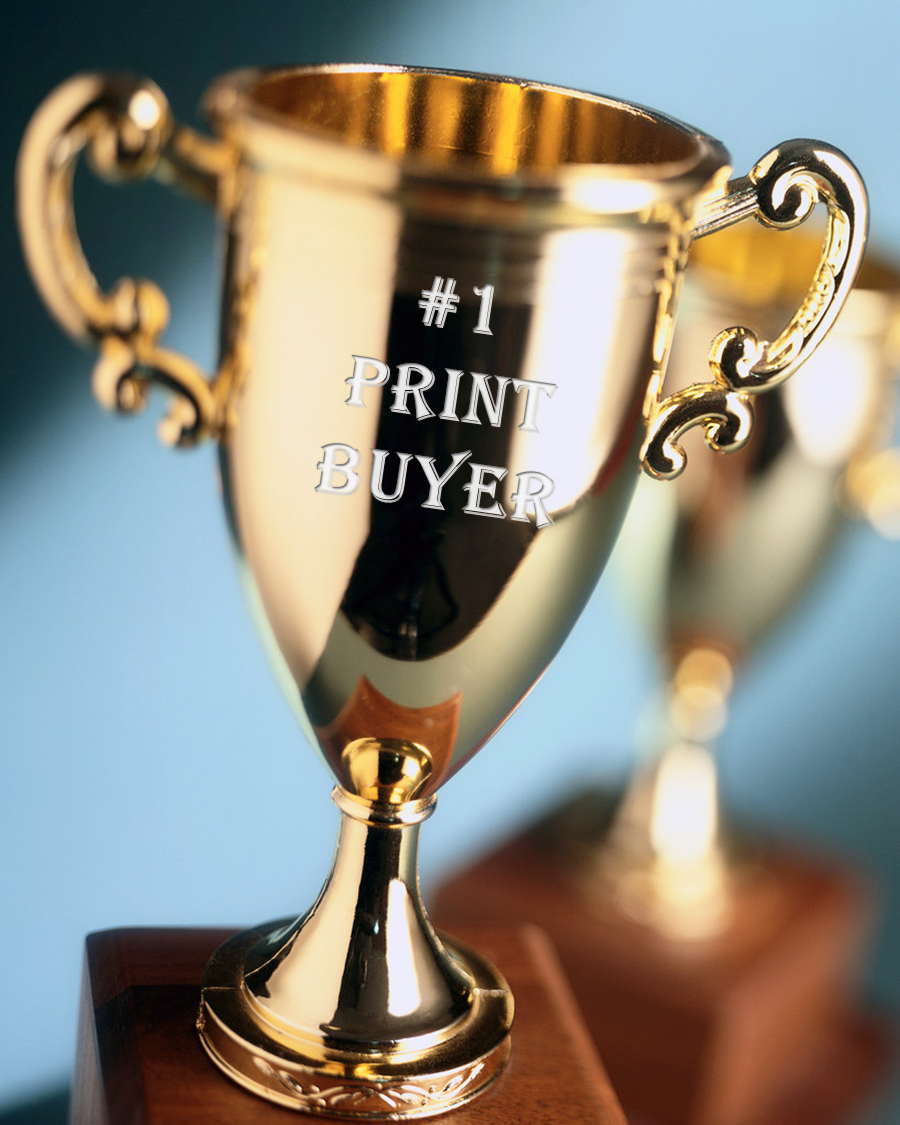 print buyer trophy