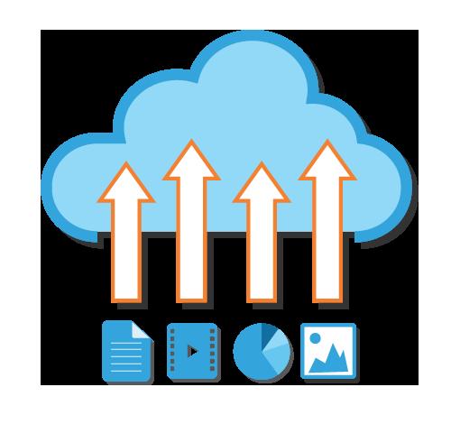 digital asset management for training materials