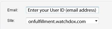 onsecure userid and site